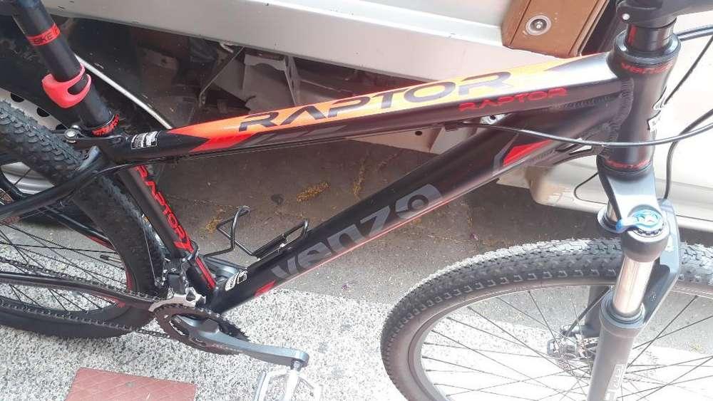 Vendo Bicicleta Marca Venzo
