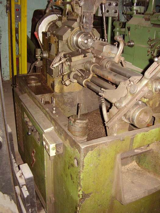 Torno automático Itam 60