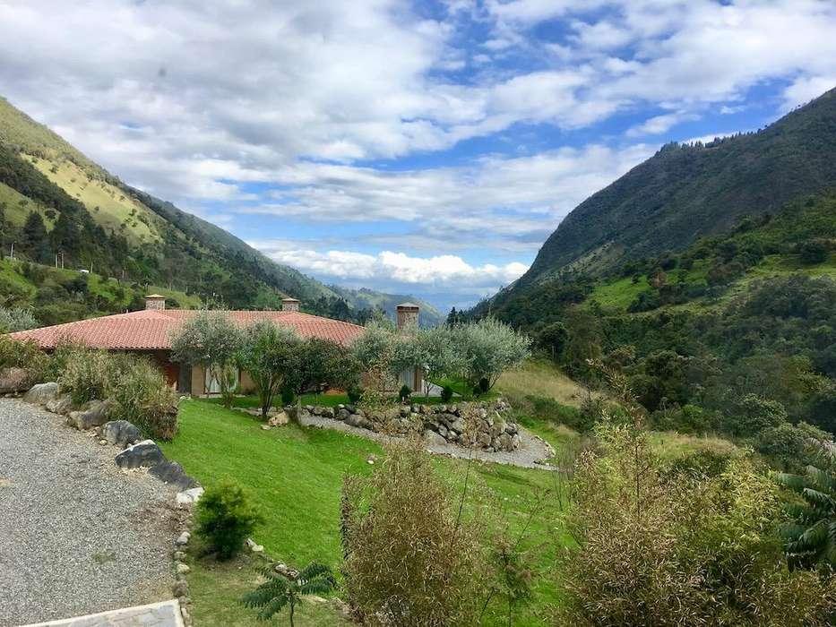 Inspirador - comunidad de montaña magistralmente hecha - CAJAS