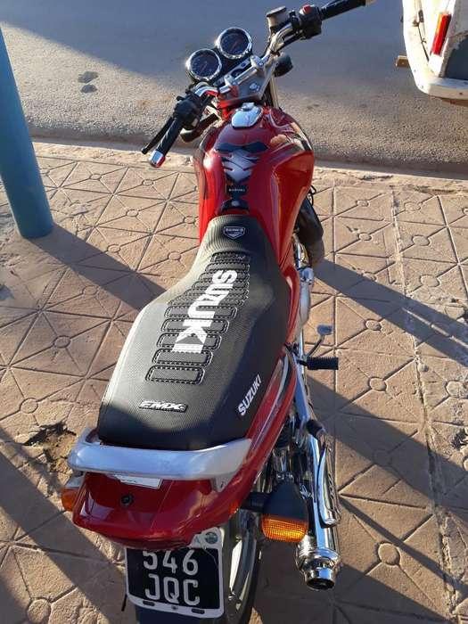 Vendo Suzuki En125 Impecable Estado
