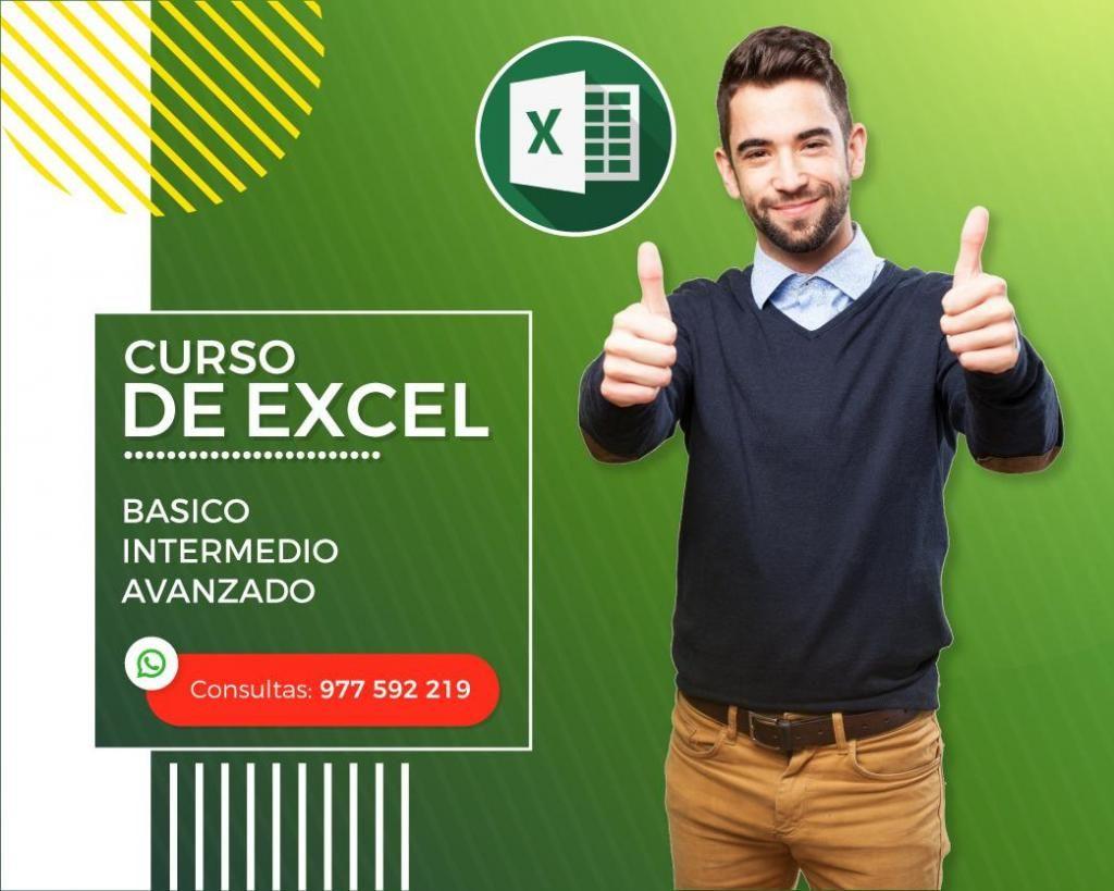 Profesor de Excel-Capacitación Empresas - Desarrollo Macros
