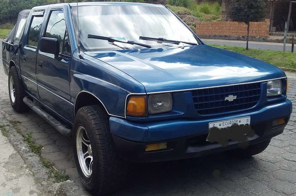 <strong>chevrolet</strong> Luv 1993 - 0 km