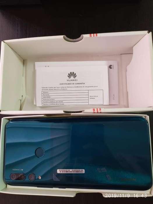 Vendo celular Huawei Y9 Prime 2019 nuevo en perfectas condiciones