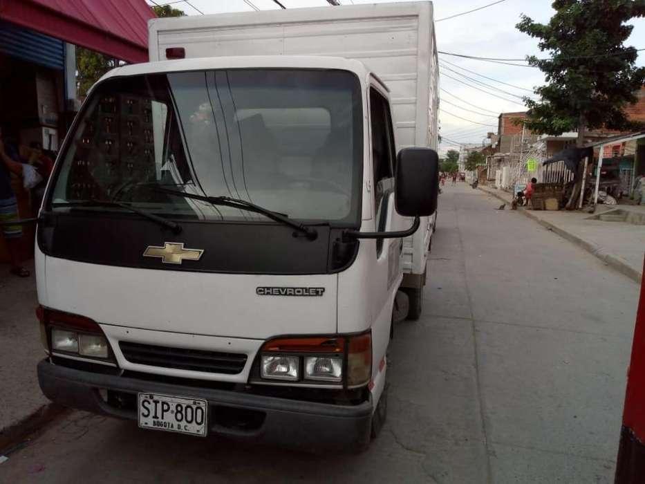 Chevrolet Nkr 2003 Furgonada