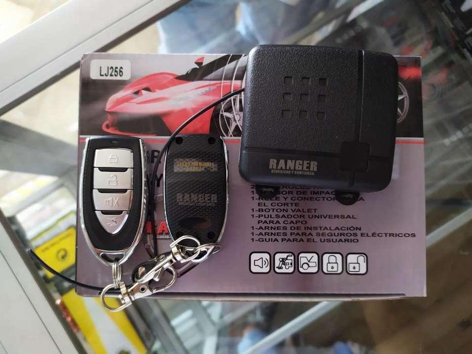 Alarma de Carro Ranger Garantia de 1 Año