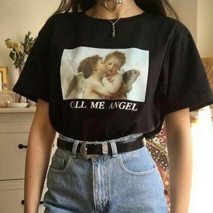 Camisetas con Hermosos Diseños