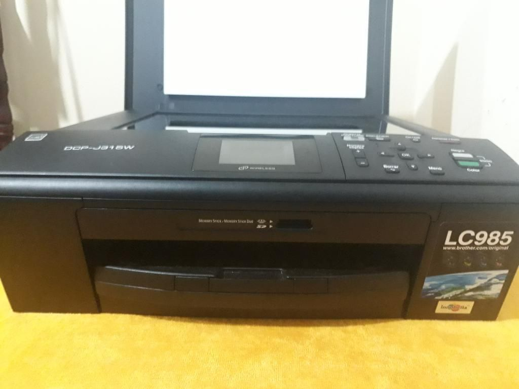 Vendo Impresora Copiadora Brother