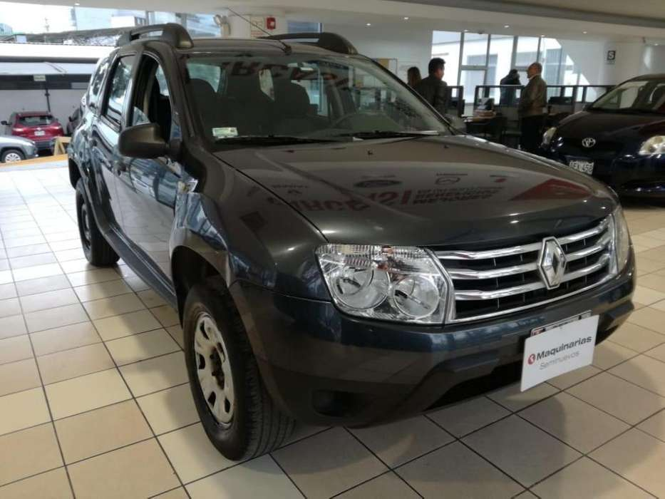 Renault Duster 2015 - 85237 km