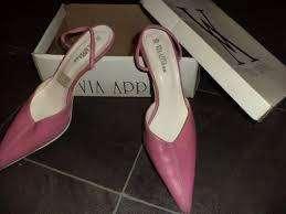 sandalias zapatos hermosas via appia 39 taco bajo