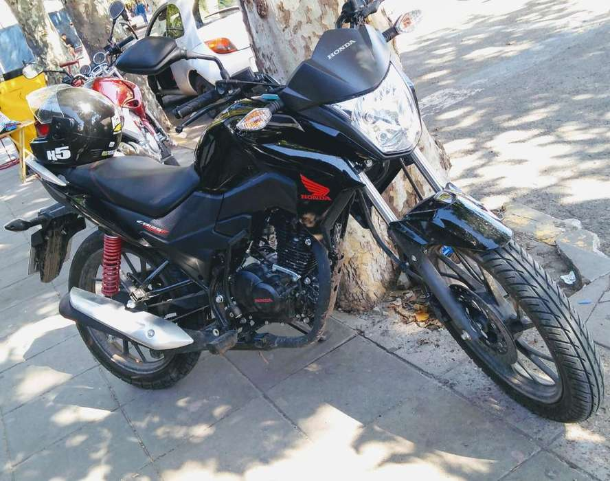 Vendo Honda Twister Cb 125