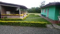 Finca en Rozo Hermosa 3.029 M2 Dos Casas