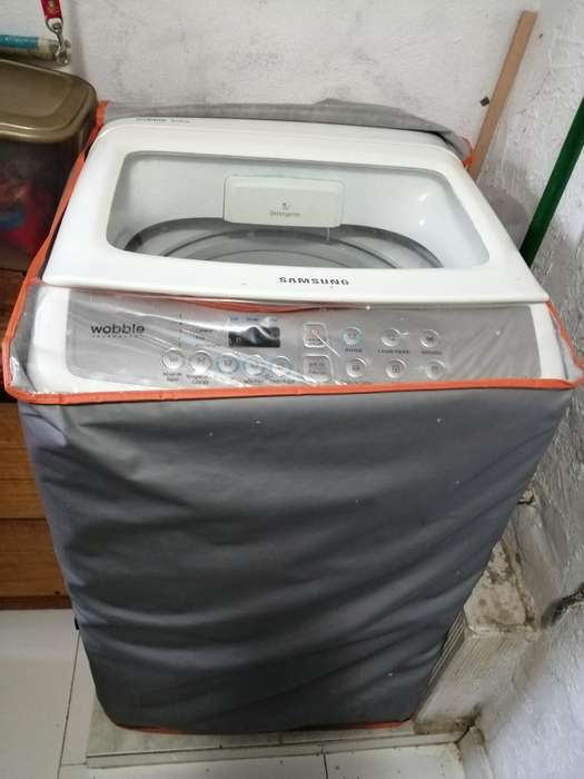 Lavadora Samsung 8kg Blanca