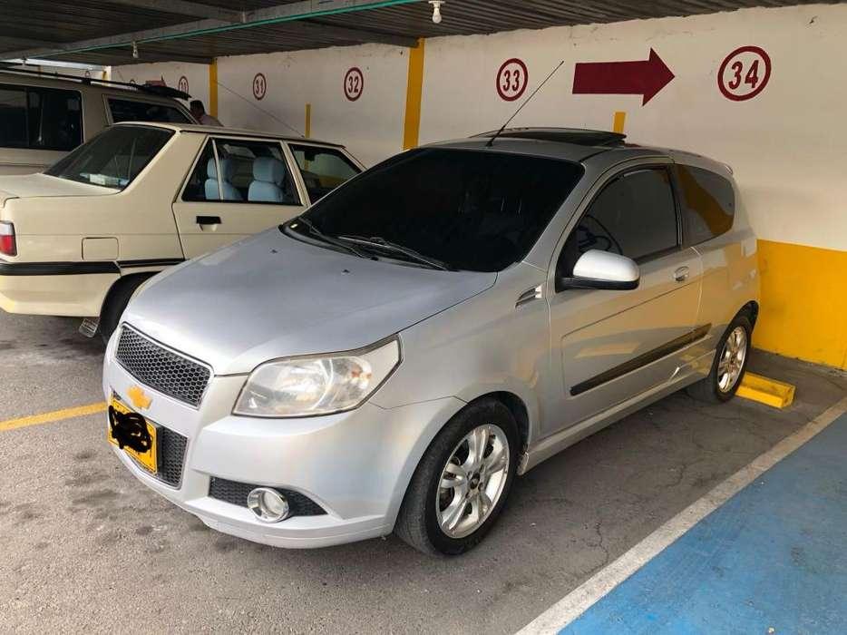 Chevrolet Aveo Emotion 2011 - 95031 km