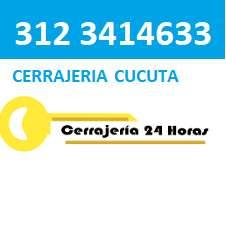 Cerrajero en Cucuta 3123414633