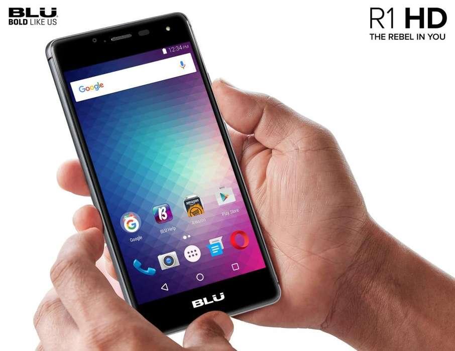 Smartphone Celular Libre Doble Sim 4g 16gb Ram 4-core 1.3gh
