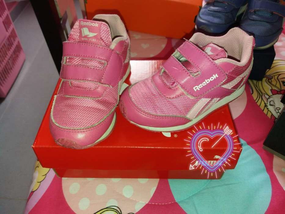 Zapatillas Reebok para Niños Talla 25