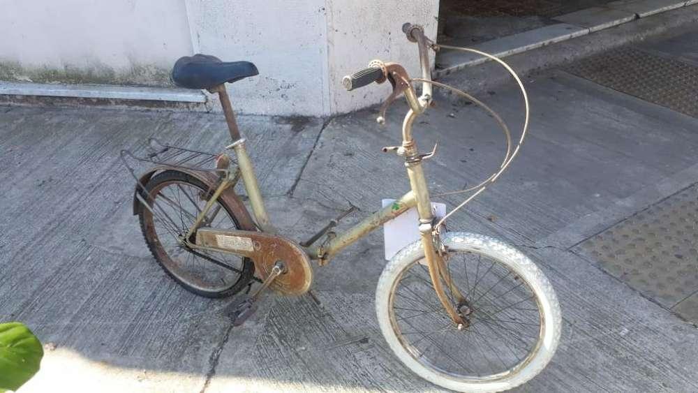 Bicicleta Minirodas Aurora Rodado 20