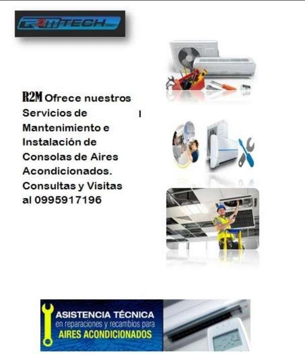 Instalación Y Mantenimiento de Aires