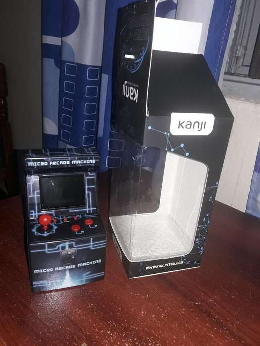Micro Arcade Kanji