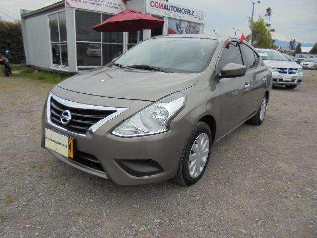Nissan Versa 2017 - 45680 km