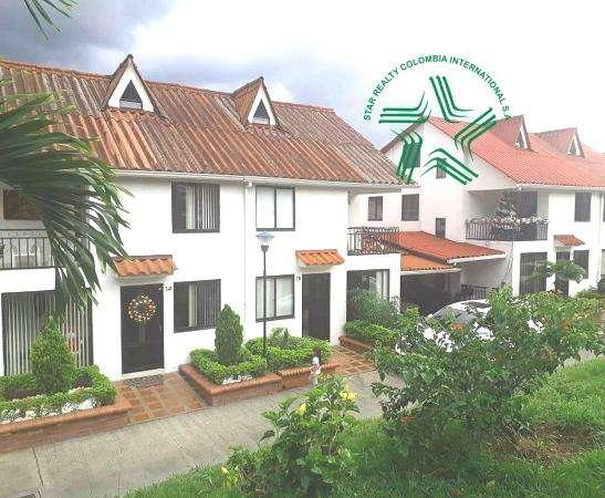 Vendo Casa. Rebajo Remodelada Cañaveral Pereira - wasi_803211