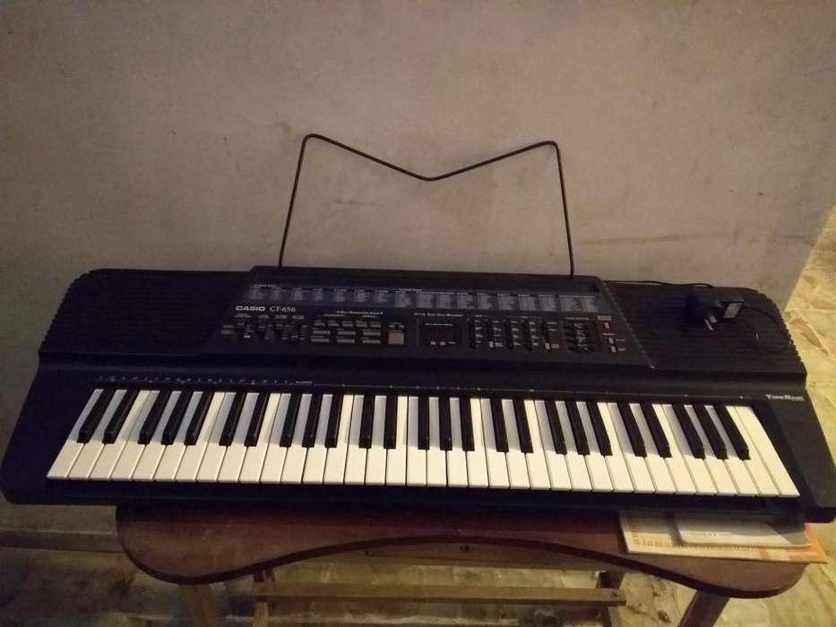 teclado Casio Modelo CT-656
