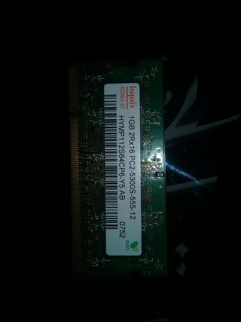 Memoria Ram Ddr2 para Portátil