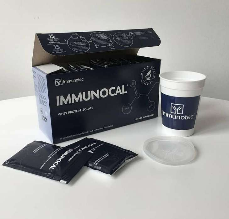 Immunocal Regular 30 Sobres