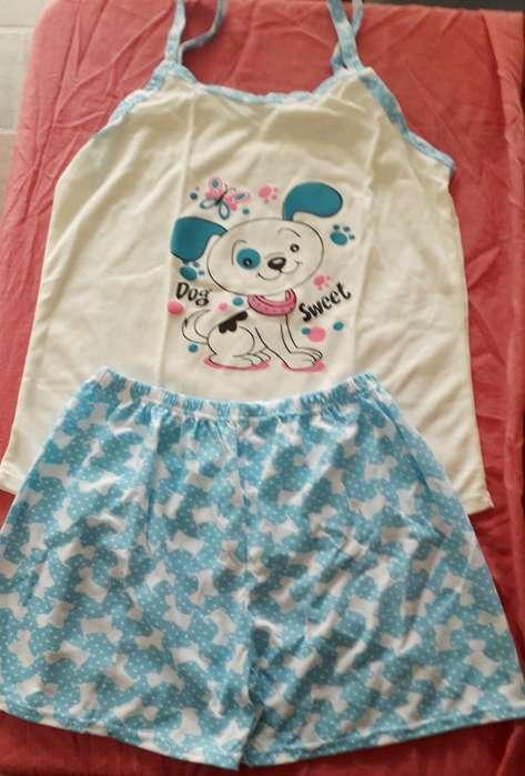 Regalo Ideal Pijama Short Talla M O L