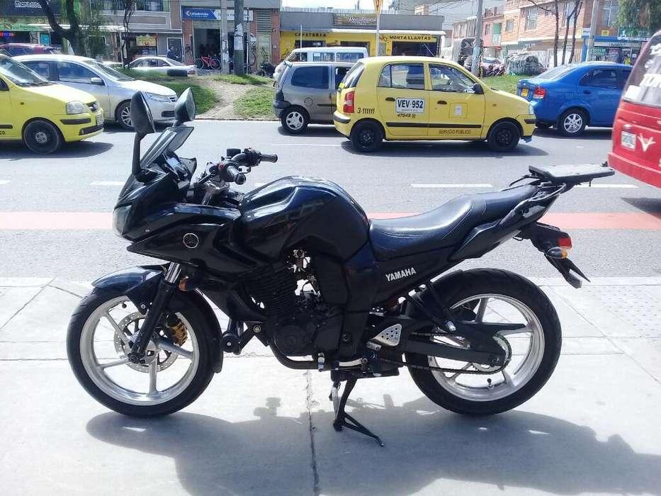 Yamaha Fazer 16 Modelo 2012