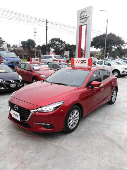 Mazda 3 Speed 2018 - 23656 km