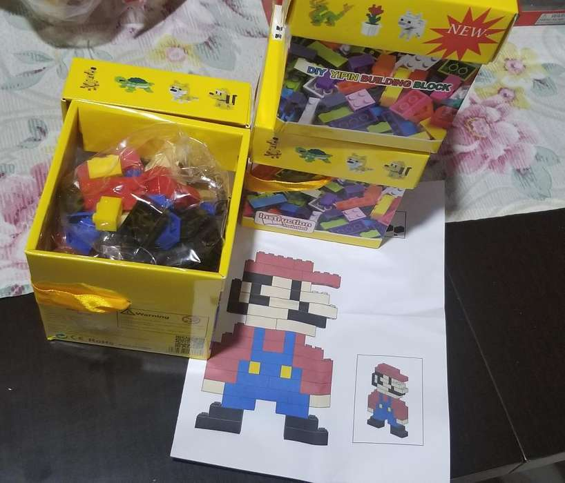 Lego de Mario Bros