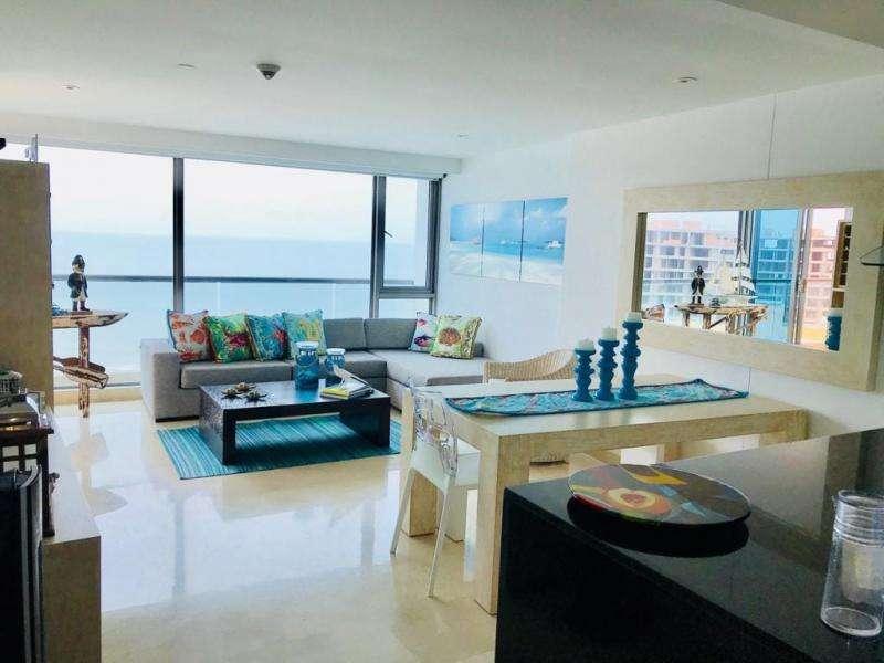 Cod. ABARE78841 Apartamento En Arriendo En Cartagena Anillo Vial