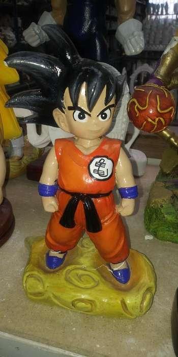 Goku, Pequeño