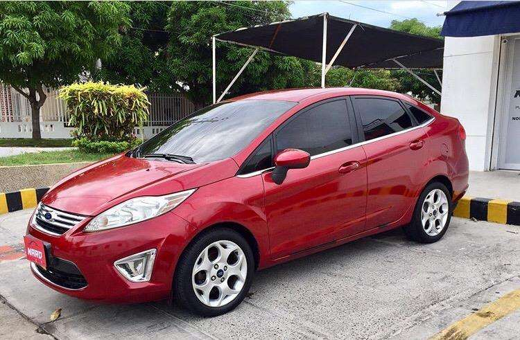<strong>ford</strong> Fiesta  2011 - 72000 km
