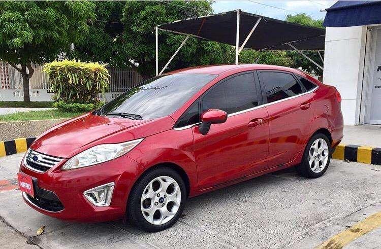 Ford Fiesta  2011 - 72000 km