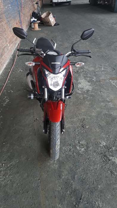 Vendo Moto Cb160 Modelo 2020