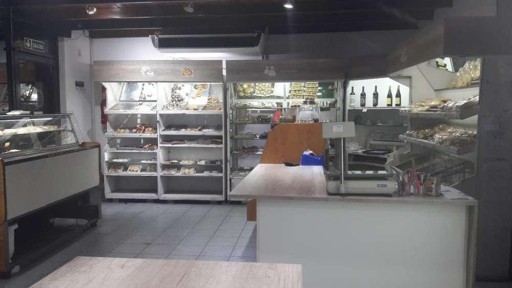 Empleada de Mostrador Panaderia y Confiteria
