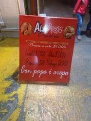 Se Vende Negocio de Pollo Broaster