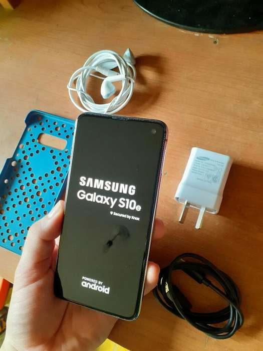 Samsung S10e Impecable Libre 128gb 6gb