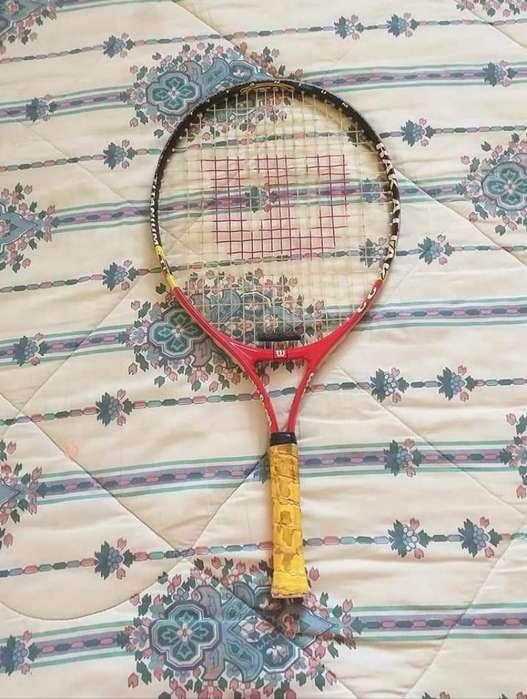 Raqueta de Tenis Jr