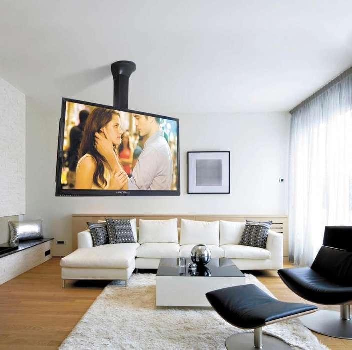 INSTALACION COLOCACION COLOCADOR INSTALADOR VENTA SOPORTES TV LED LCD SMART TV PLASMAS PAREDES TECHOS