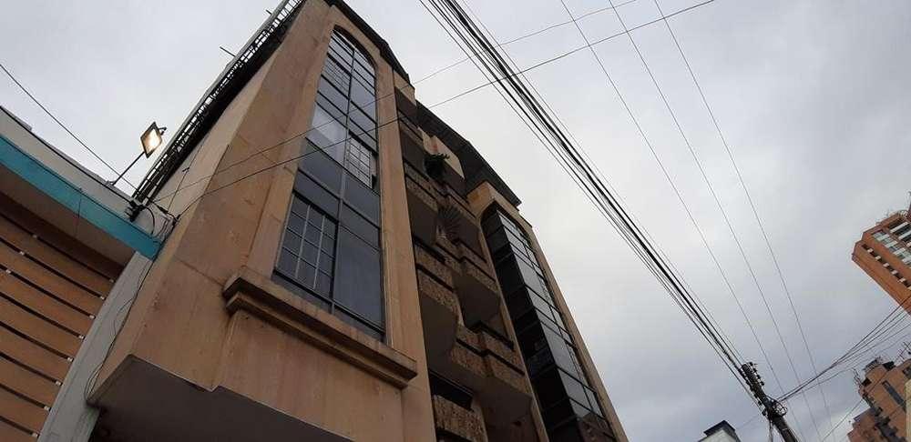 Aparta <strong>estudio</strong> para venta en Bucaramanga, Barrio Cabecera. Edificio Antena Plaza