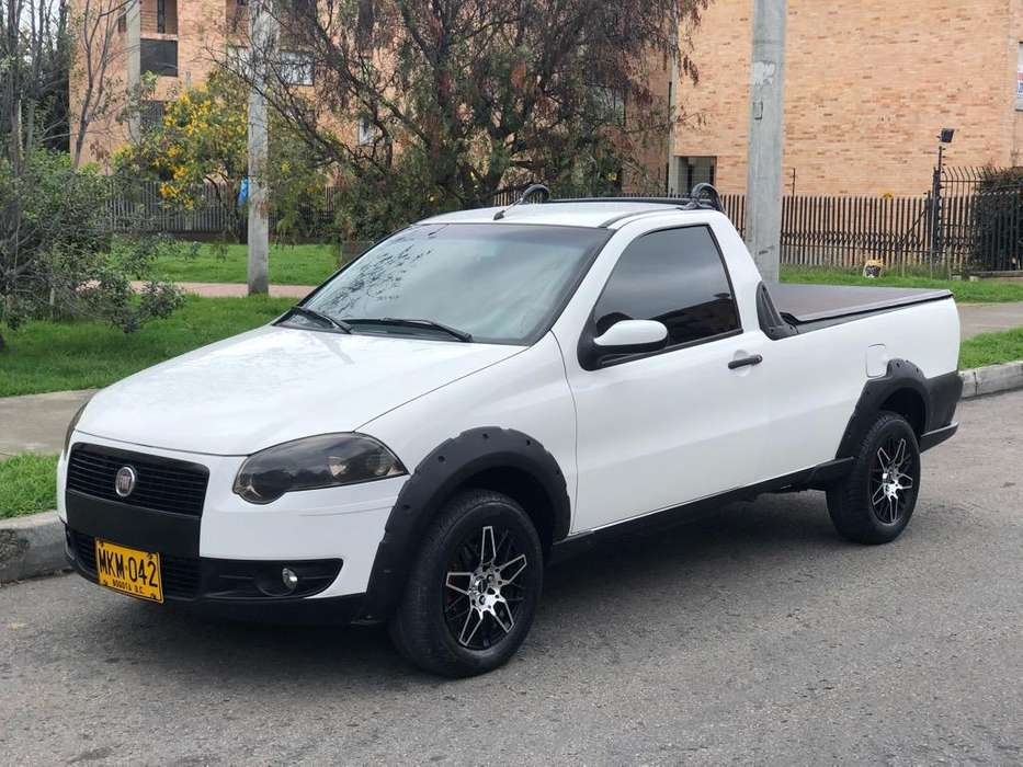 <strong>fiat</strong> Strada 2012 - 100600 km