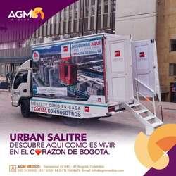 Perifoneo en Carro Valla Bogota y Nacional