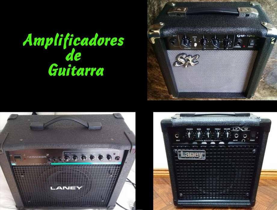 Amplificadores de Guitarra / No Permuto