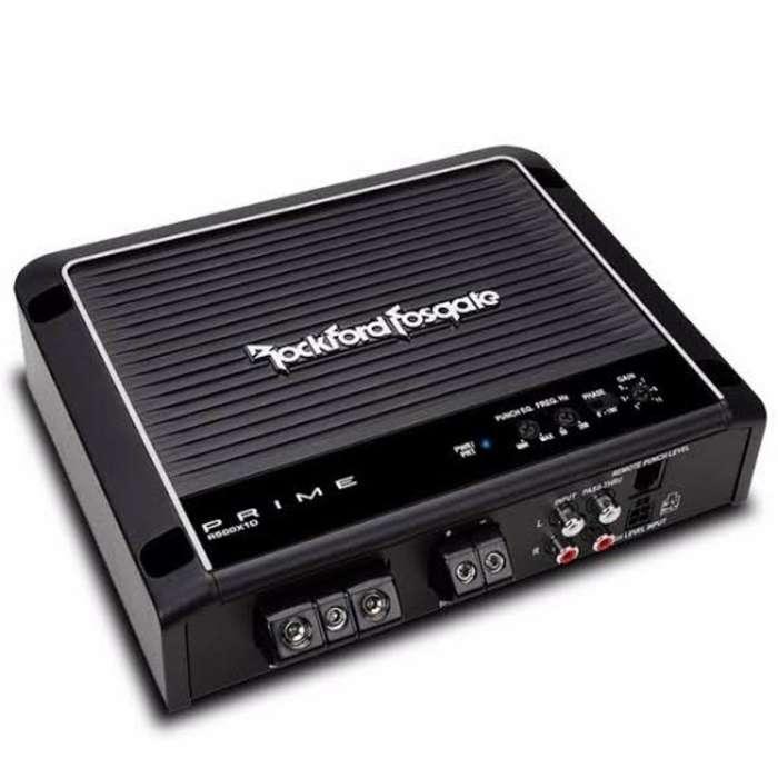 Amplificador Rocforgate