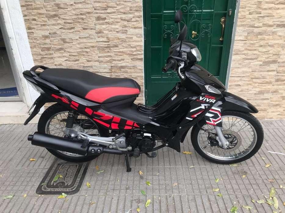 Suzuki Viva R 2012
