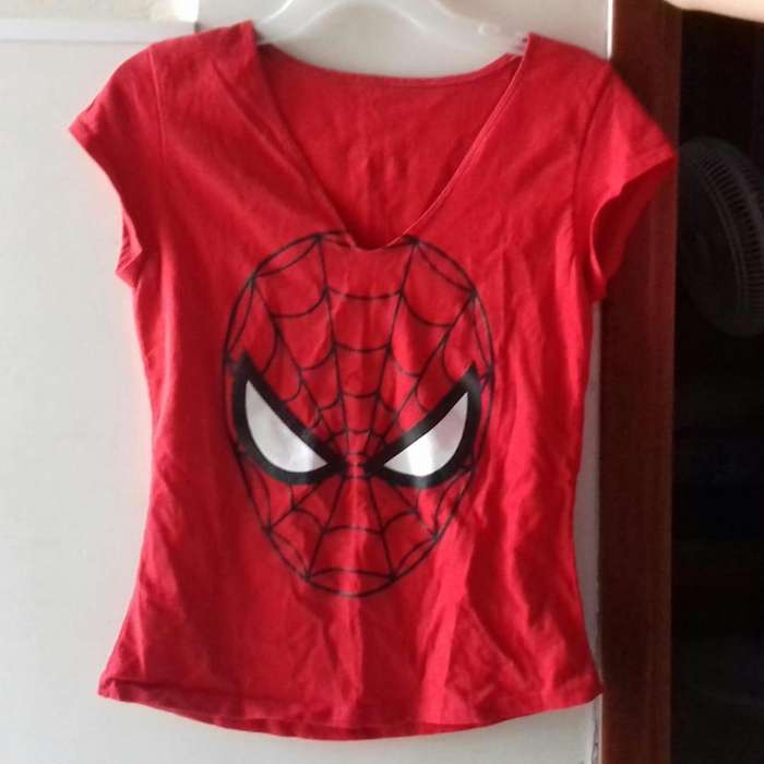 c1d89a90bd <strong>camisa</strong> Spider man