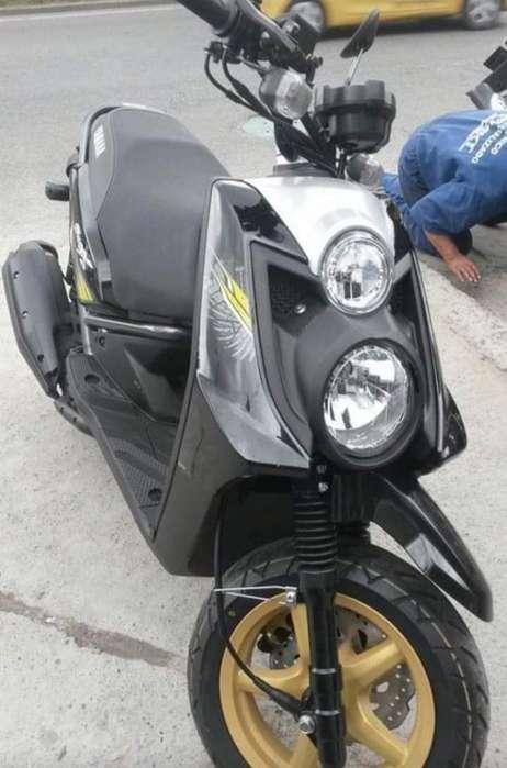 Vendo Moto Bws X